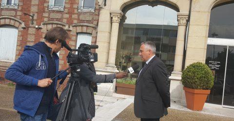 Interview presse